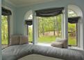 Window Seat Reading Nook in Main Bedroom