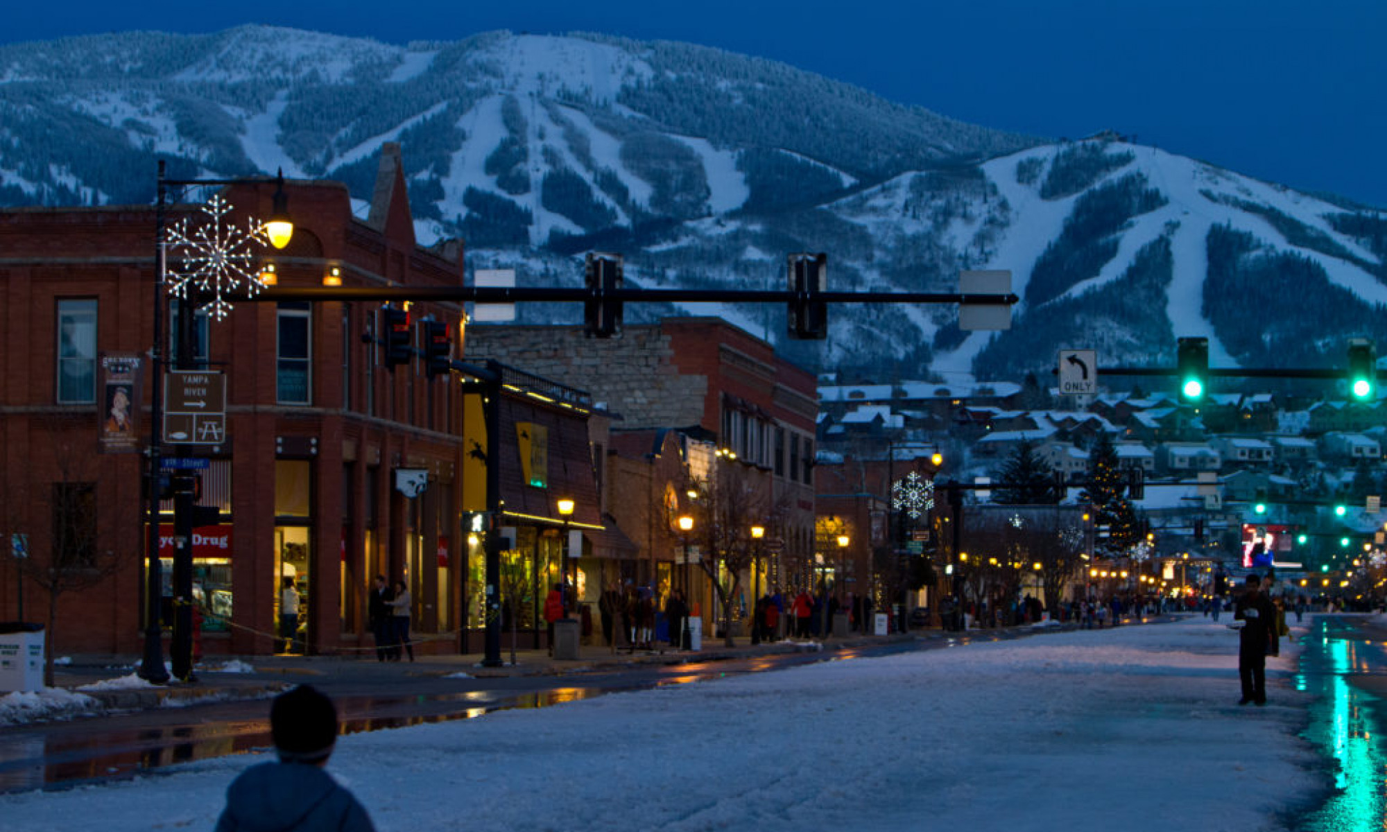 The Steamboat Springs Ski Area is GROWING