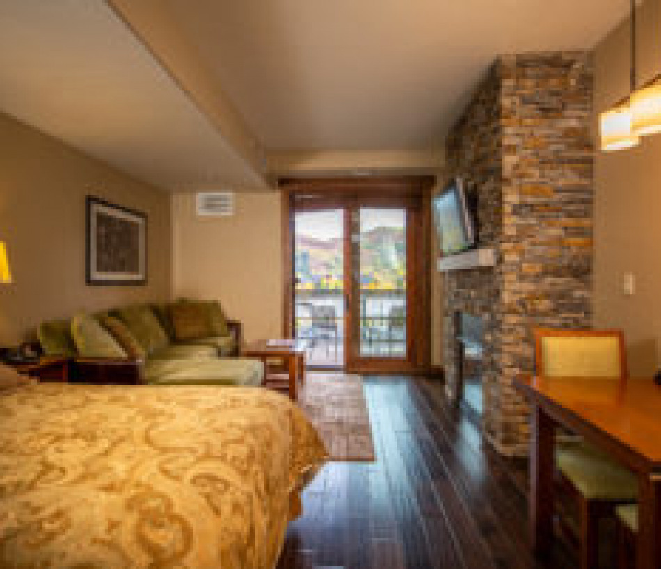Trailhead Lodge – A place to invest