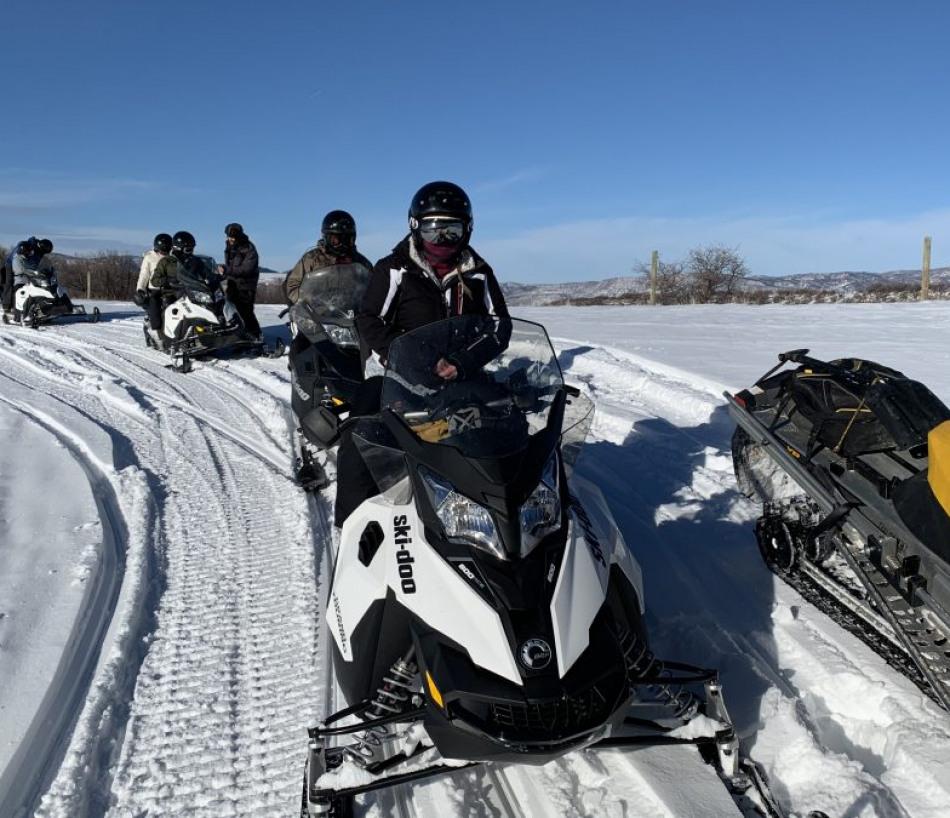 SNOWMOBILE STEAMBOAT – BRAP! BRAP! BRAP!