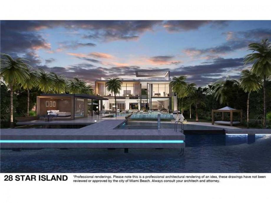is miami an island
