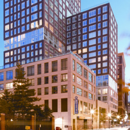 One Back Bay Luxury Rentals