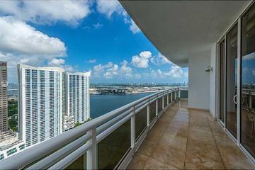 Home for Sale at 901 Brickell Key Blvd #3706, Miami FL 33131