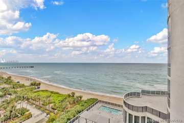 Home for Rent at 16001 Collins Ave #802, Sunny Isles Beach FL 33160