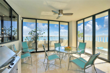 Home for Sale at 9801 Collins Ave #PH1 DIRECT OCEAN, Bal Harbour FL 33154