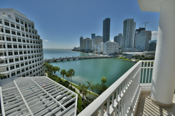 Home for Rent at 701 Brickell Key Blvd #1112, Miami FL 33131