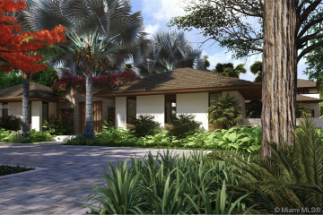 Home for Sale at 601 Leucadendra Dr, Coral Gables FL 33156