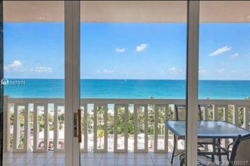 Home for Sale at 9801 Collins Ave #8Y, Bal Harbour FL 33154