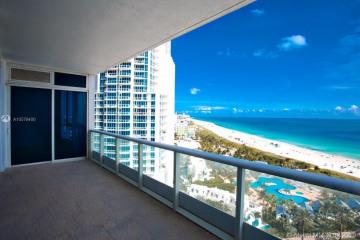 Home for Sale at 100 S Pointe Dr #1608, Miami Beach FL 33139