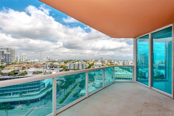 Home for Rent at 300 S Pointe Dr #1403, Miami Beach FL 33139