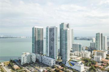 Home for Sale at 650 NE 32 St #PH5204, Miami FL 33137