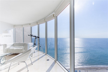 Home for Sale at 17555 Collins Ave #2406, Sunny Isles Beach FL 33160