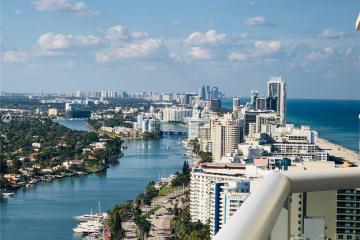 Home for Sale at 4779 Collins Ave #3806, Miami Beach FL 33140