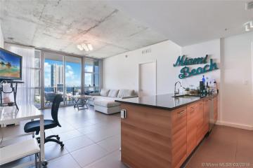 Home for Sale at 3301 NE 1st Ave #H1804, Miami FL 33137