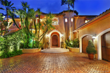Home for Sale at 11011 Marin St, Coral Gables FL 33156