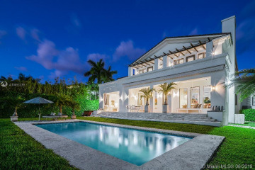 Home for Sale at 126 Golden Beach Dr, Golden Beach FL 33160