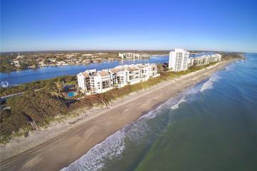 Home for Sale at 19670 Beach Rd #A321, Tequesta FL 33469