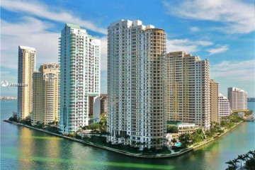 Home for Rent at 808 Brickell Key Dr #3508, Miami FL 33131
