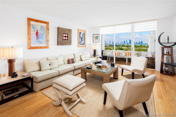 Home for Sale at 5161 Collins Ave #1218, Miami Beach FL 33140