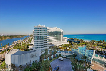 Home for Sale at 4401 Collins Ave #1007, Miami Beach FL 33140