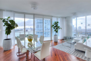 Home for Sale at 100 S Pointe Dr #1501, Miami Beach FL 33139