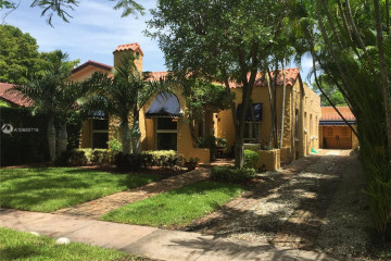 Home for Rent at 645 Minorca Ave, Coral Gables FL 33134