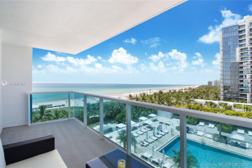 Home for Sale at 2301 Collins Ave #609, Miami Beach FL 33139