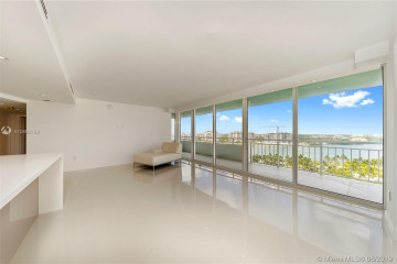 Home for Rent at 400 S Pointe Dr #1209, Miami Beach FL 33139