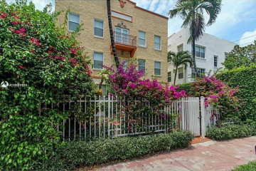 Home for Sale at 1350 Pennsylvania Ave #201, Miami Beach FL 33139