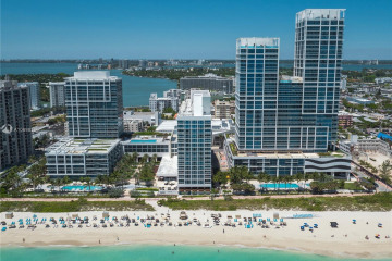 Home for Sale at 6801 Collins Ave #605, Miami Beach FL 33141