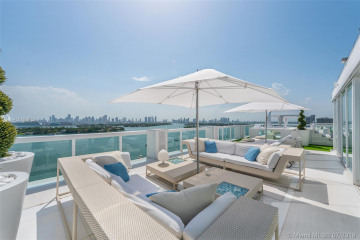 Home for Sale at 1100 West Ave #TS-5, Miami Beach FL 33139