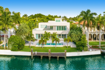 Home for Sale at 5711 Pine Tree Dr, Miami Beach FL 33140