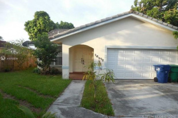 Home for Sale at 14512 SW 168th Ter, Miami FL 33177