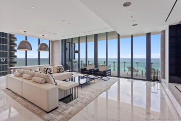 Home for Sale at 17141 Collins Avenue #2801, Sunny Isles Beach FL 33160