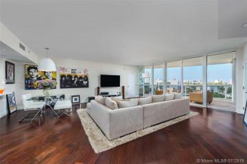 Home for Rent at 400 Alton Rd #702, Miami Beach FL 33139