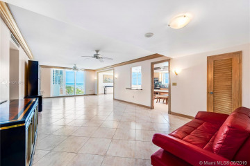Home for Sale at 5825 Collins Ave #11F, Miami Beach FL 33140