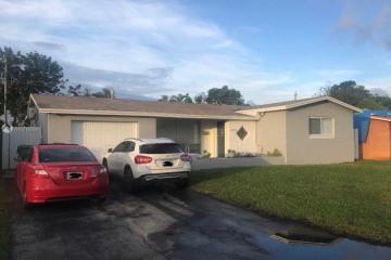 Home for Sale at 7733 Coral Blvd, Miramar FL 33023