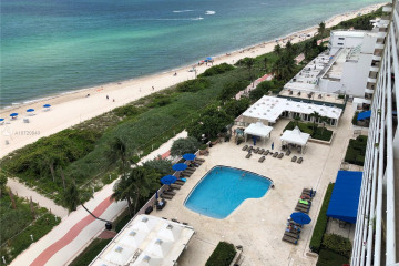 Home for Sale at 5555 Collins Ave #14D, Miami Beach FL 33140