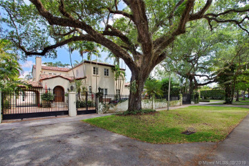 Home for Rent at 2421 San Domingo St, Coral Gables FL 33134