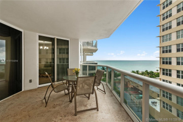 Home for Sale at 4775 Collins Ave #704, Miami Beach FL 33140