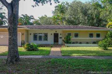 Home for Rent at 1419 Mantua Ave, Coral Gables FL 33146