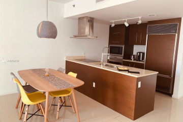 Home for Rent at 485 Brickell Ave #1807, Miami FL 33131