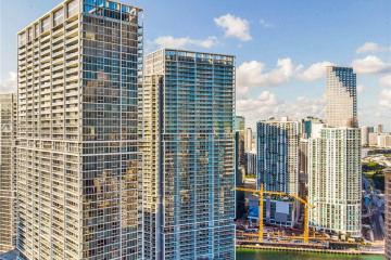 Home for Rent at 495 Brickell Ave #3205, Miami FL 33131
