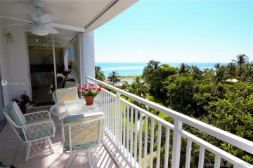 Home for Rent at 607 Ocean Dr #6K, Key Biscayne FL 33149