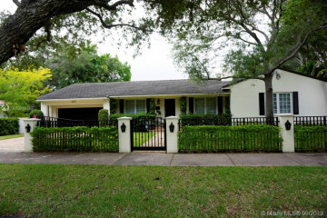 Home for Rent at 6301 Riviera Dr, Coral Gables FL 33146