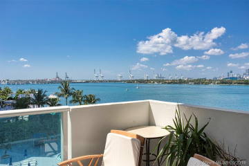 Home for Rent at 1200 West Ave #629, Miami Beach FL 33139