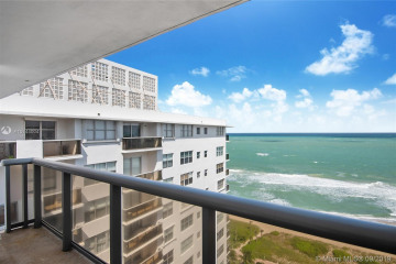 Home for Sale at 6039 Collins Avenue #PH19, Miami Beach FL 33140