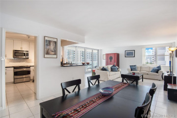 Home for Sale at 5750 Collins Ave #9A, Miami Beach FL 33140