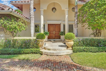 Home for Sale at 680 N Island Dr, Golden Beach FL 33160