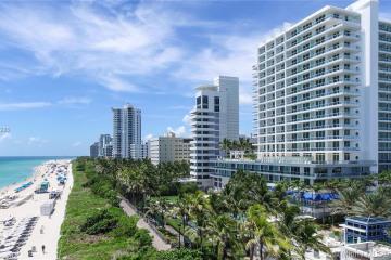 Home for Sale at 4391 Collins Ave #810, Miami Beach FL 33140